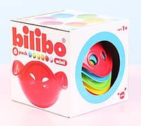 Игрушка Билибо Мини 1+ Moluk 6 разноцветных  мини Билибо