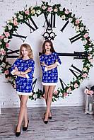 Платье Шанель косичка р30-44
