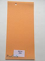 Рулонные шторы ткань ПЕРЛА 1816 персиковый цвет 40см
