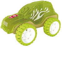 """Дерев'яна іграшка машинка з бамбуку """"Traiblazer"""""""