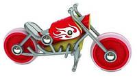 "Дерев'яна іграшка мотоцикл з бамбуку ""E-Chopper"""