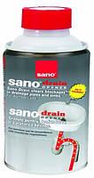 Средство для прочистки канализации Sano  Drain 200 гр (877859)