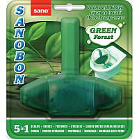 Подвеска для унитаза Sano Bon Green forest 55г (990030)