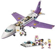 Конструктор Lele серия Friends / Подружки 79175 Городской аэропорт Хартлейка (аналог Lego Friends 41109), фото 3