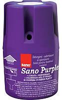 Средство Sano для мытья унитаза фиолетовый  150гр (7290102990344 )
