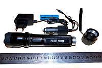 Электрошокер 1102 Police Scorpion (Усиленный 2014 года) Русский+сьемный аккумулятора (+запасной),шокер-фонарик
