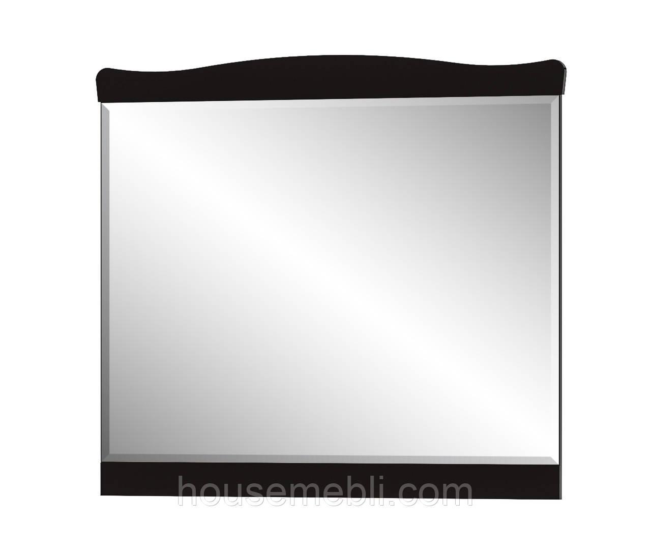 Ева NEW зеркало (Мебель-Сервис) венге