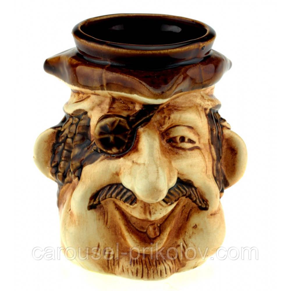 Кружка пивная Пират