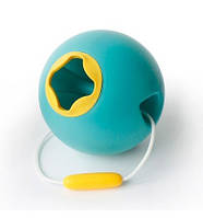 """Сферическое ведро """"BALLO"""" Quut цвет зеленый+желтый"""