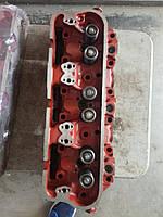 Головка блока цилиндров ЯМЗ-236 в сборе
