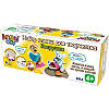 Genio Kids Набор мягкой глины Мини-животные  (AA03041)