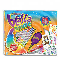 Набор RenArt BLASTA Делюкс магия 8 фл. + 8 трафаретов  (BL7017UK(UA))