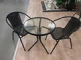 Комплект мебели (стол и два стула)