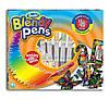 Набор фломастеров RenArt Blendy pens 10 шт.+ аксессуары  (BP1207UK(UA))