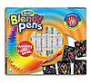 Набор RenArt Blendy pens Художественные персонажи  12 фл. + 15 раскрасок (BP1206UK(UA))