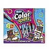 Набор Открыток RenArt Color splitz 3Д 4 фл.+ органайзер  + 15 карточек (CS1461UK(UA))