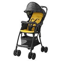 Прогулочная коляска Aprica Magical Air Plus желтый  (4969220925592)