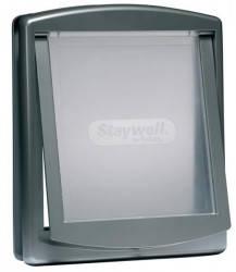 Staywell ОРИГИНАЛ дверцы для собак крупных пород, цвет серый