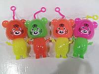 Резиновая светящиеся игрушка йо-йо