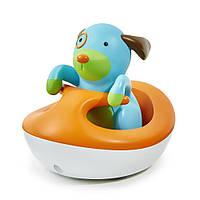 Игрушка для купания Skip Hop Собачка в лодке  (235353)