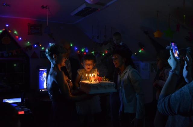 Аниматор на день рождения картинка