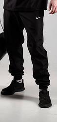 Чоловічі спортивні штани Nike чорні репліка