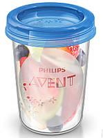 Контейнеры для хранения продуктов Philips  Avent 5х240 мл (SCF639/05)