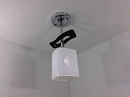 Люстра потолочная на 1 лампочку (31х10х18 см.) Хром или золото YR-6032/1-ch