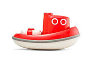 """Игрушка для игры в воде """"Корабль"""" KID O цвет  красный"""