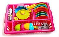 Детская посудка Кухонный набор №5 ТехноК