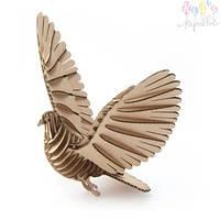 Конструктор Kawada D-torso голубь