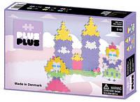 Конструктор Plus-Plus Mini пастельный Замок,  360шт (PP-3737)