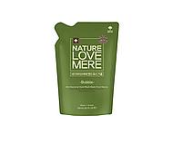 Жидкое мыло для рук с антибактериальным  эффектом NatureLoveMere, 250мл (сменный блок)