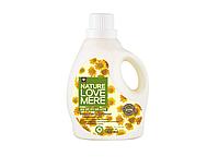 Кондиционер для детской одежды NatureLoveMere  с экстрактом хризантемы, 1800мл (пластикова  упаковка)