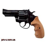 """Револьвер Флобера PROFI-3"""" (черный / бук)"""