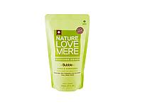 Средство для мытья детских бутылочек NatureLoveMere,  сменный блок (пена), 500мл