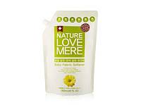 Кондиционер для детской одежды NatureLoveMere  с экстрактом хризантемы, 1300мл (мягкая упаковка)