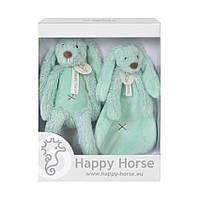 Подарочный набор Happy Horse Крольчонок Риччи,  цвет мятный