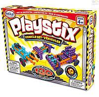 Набор Playstix с колесами, 130 единиц