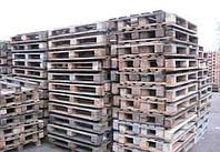 Поддон деревянный 1200х800