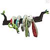 Игрушка-подвеска Deglingos Собачка