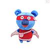 Мягкая игрушка Deglingos Коала, серия Super zero