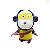 Мягкая игрушка Deglingos Мартышка, серия Super  zero