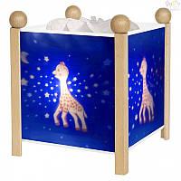 Волшебный фонарь Жирафка Софи Млечный  путь Trousselier, ольха