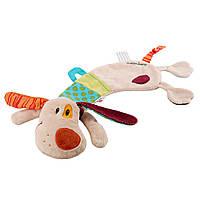 Игрушка-обнимашка Lilliputiens собачка Джеф  86543