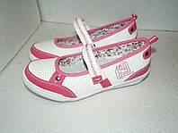 Туфли для девочки, волкер, р. 32