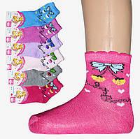 Детские носки на девочку хлопок (ND226)