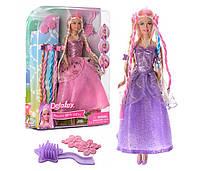 """Кукла """"Defa Lucy"""" 8182 (24шт/2) принцесса с аксессуар., в слюде 23*6*32,5см"""