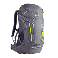 Рюкзак туристический Spokey Moonwalker (original) 38л, дождевик в комплекте, с ортопедической спинкой