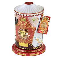 Чай черный байховый Basilur подарочная Музыкальная шкатулка Свадьба